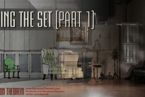TRT Building The Set Part 1